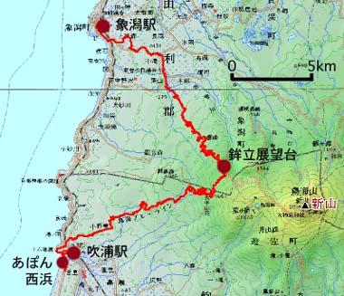 地図ベース:国土地理院20万分 ...