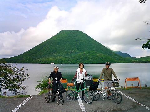 自転車道 : 高崎 自転車道 : 榛名山・榛名湖 --折り畳み ...