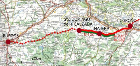 地図ベース: ミシュラン442